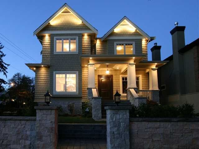 Main Photo: 3893 W 34TH Avenue in Vancouver: Dunbar House for sale (Vancouver West)  : MLS®# V1094014