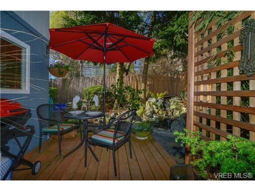 Main Photo: 1 444 Michigan St in VICTORIA: Vi James Bay Row/Townhouse for sale (Victoria)  : MLS®# 726407