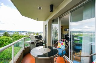 """Photo 21: 606 1135 QUAYSIDE Drive in New Westminster: Quay Condo for sale in """"Anchor Pointe"""" : MLS®# R2619556"""