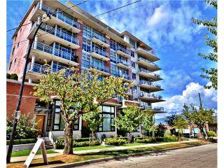 """Photo 1: # 602 298 E 11TH AV in Vancouver: Mount Pleasant VE Condo for sale in """"THE SOPHIA"""" (Vancouver East)  : MLS®# V977820"""