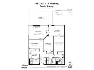 "Photo 24: 116 15275 19 Avenue in Surrey: King George Corridor Condo for sale in ""Village Terrace"" (South Surrey White Rock)  : MLS®# R2572050"
