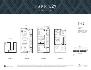 """Photo 4: 569 W 29TH Avenue in Vancouver: Cambie Townhouse for sale in """"PARK W29"""" (Vancouver West)  : MLS®# R2560302"""
