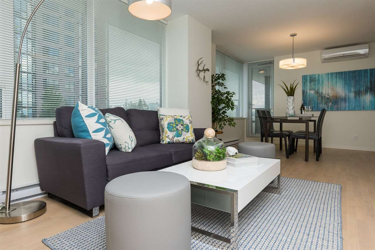 """Photo 10: Photos: 503 7788 ACKROYD Road in Richmond: Brighouse Condo for sale in """"QUINTET"""" : MLS®# R2099187"""
