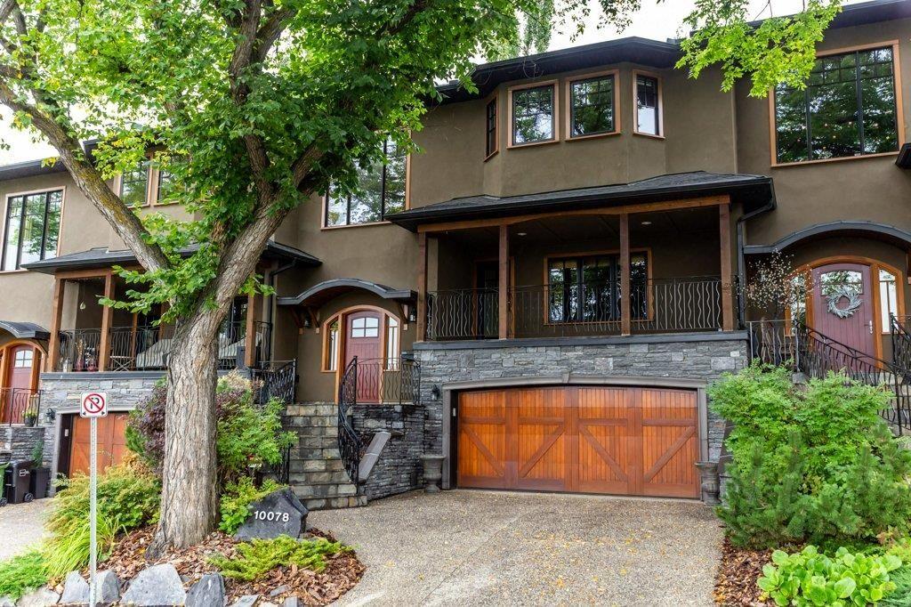 Main Photo: 10078 94 Street in Edmonton: Zone 13 Townhouse for sale : MLS®# E4261159