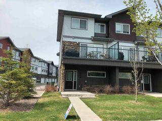 Photo 1: 1604 33A Street in Edmonton: Zone 30 Townhouse for sale : MLS®# E4245504
