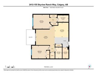 Photo 22: 2412 155 Skyview Ranch Way NE in Calgary: Skyview Ranch Apartment for sale : MLS®# A1120329