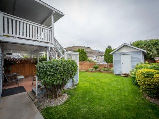 Photo 18: 1079 NICOLANI DRIVE in Kamloops: Brocklehurst Half Duplex for sale : MLS®# 157295