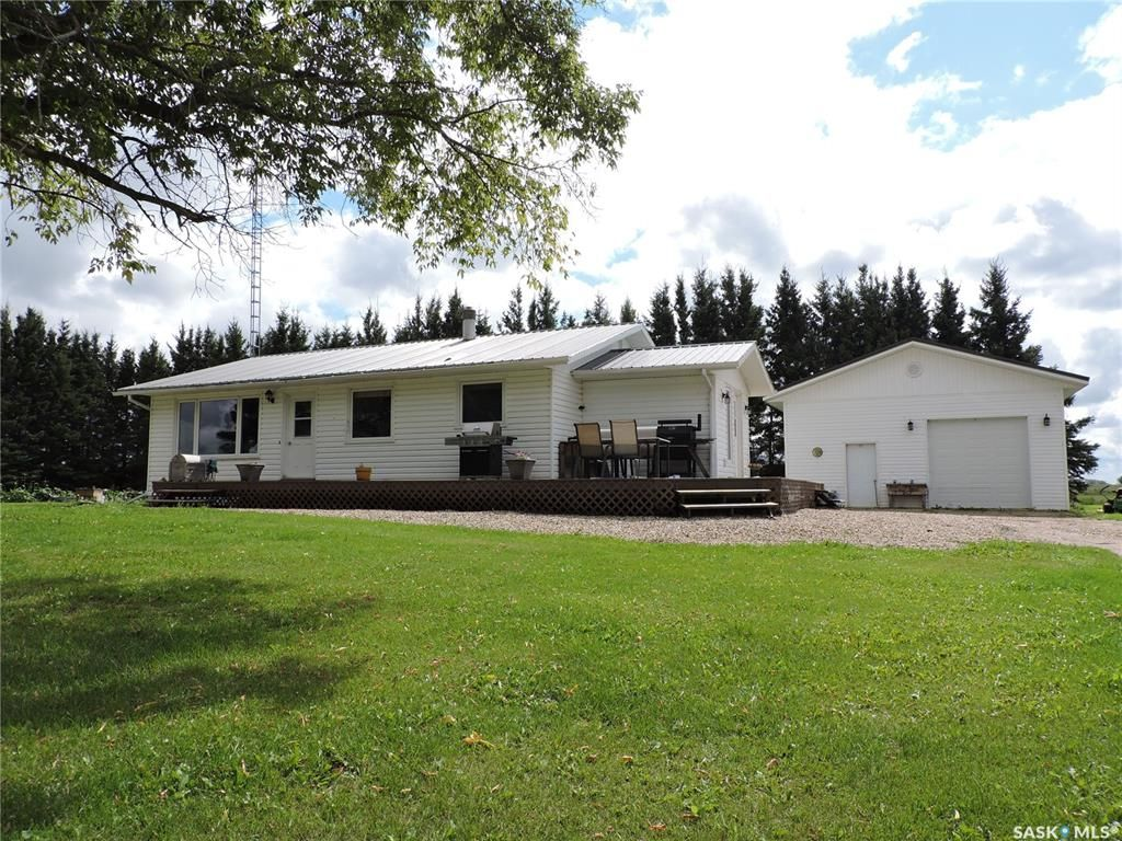 Main Photo: Barsby Acreage in Clayton: Residential for sale (Clayton Rm No. 333)  : MLS®# SK867694