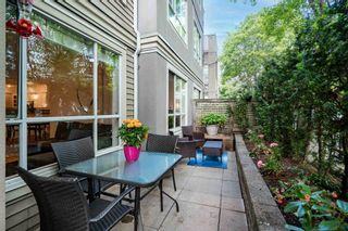 """Main Photo: 109 2755 MAPLE Street in Vancouver: Kitsilano Townhouse for sale in """"The Davenport"""" (Vancouver West)  : MLS®# R2593932"""