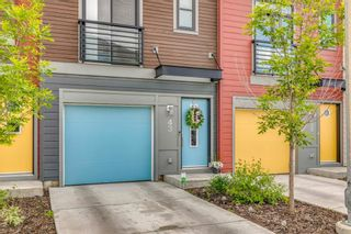Photo 3: 43 Walden Path SE in Calgary: Walden Row/Townhouse for sale : MLS®# A1124932