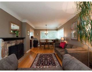 Photo 3: 3306 Trutch Street in Vancouver: Arbutus House for sale (Vancouver West)  : MLS®# V952696