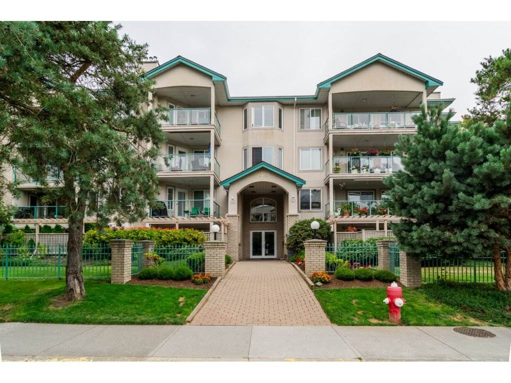 "Main Photo: 108 20443 53 Avenue in Langley: Langley City Condo for sale in ""Countryside Estates"" : MLS®# R2240482"