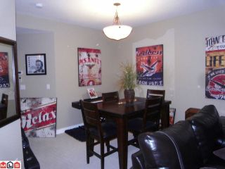 "Photo 5: 23188 BILLY BROWN Road in Langley: Fort Langley Townhouse for sale in ""BEDFORD LANDING"" : MLS®# F1009285"