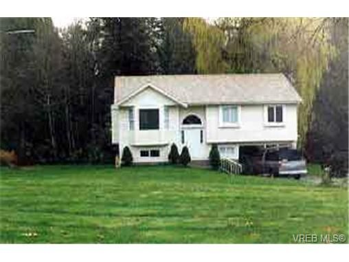 Main Photo: 5835 Blythwood Rd in SOOKE: Sk Saseenos House for sale (Sooke)  : MLS®# 173773