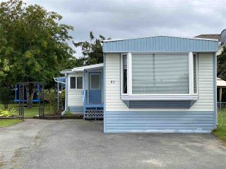 """Photo 29: 61 45640 WATSON Road in Chilliwack: Vedder S Watson-Promontory Manufactured Home for sale in """"Westwood Estates"""" (Sardis)  : MLS®# R2471393"""