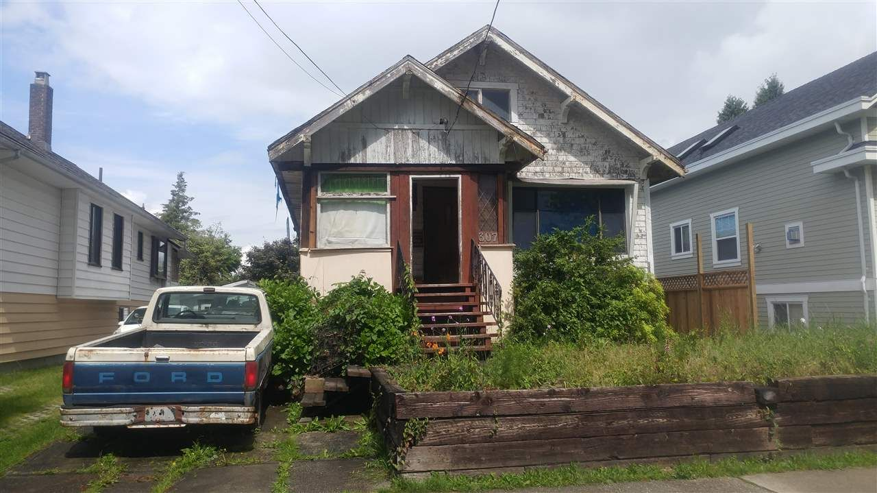 Photo 3: Photos: 307 SEVENTH AVENUE in New Westminster: GlenBrooke North House for sale : MLS®# R2480175