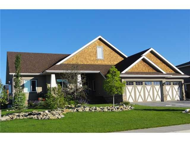 Main Photo: 30 MONTERRA Link in COCHRANE: Rural Rocky View MD Residential Detached Single Family for sale : MLS®# C3575189