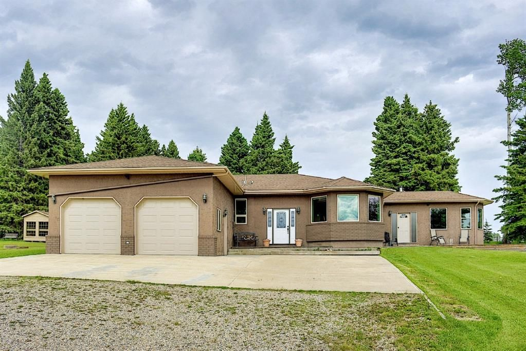 Main Photo: 380029 Range Road 8-3: Rural Clearwater County Detached for sale : MLS®# A1119782