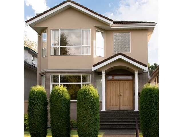 """Main Photo: 118 W 21ST Avenue in Vancouver: Cambie House for sale in """"CAMBIE VILLAGE"""" (Vancouver West)  : MLS®# V969883"""