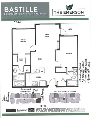 "Photo 9: 113 22315 122 Avenue in Maple Ridge: West Central Condo for sale in ""THE EMERSON"" : MLS®# R2330074"