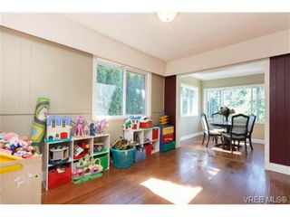 Photo 8: 1120 Loenholm Rd in VICTORIA: SW Northridge House for sale (Saanich West)  : MLS®# 738051