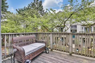 "Photo 30: 144 3880 WESTMINSTER Highway in Richmond: Terra Nova Townhouse for sale in ""Mayflower"" : MLS®# R2573549"