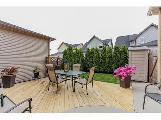 Photo 19: 19039 69A Avenue in Surrey: Clayton House for sale (Cloverdale)  : MLS®# F1412042