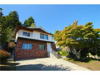 Photo 1: 206 WARRICK Street in Coquitlam: Cape Horn House for sale : MLS®# V1097735
