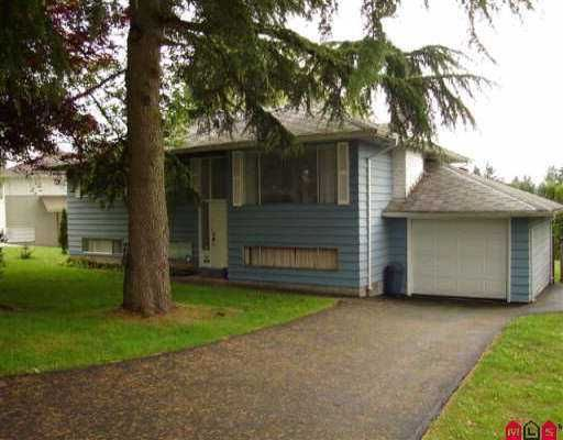 "Main Photo: 15099 BLUEBIRD CR in Surrey: Bolivar Heights House for sale in ""Birdland"" (North Surrey)  : MLS®# F2612429"