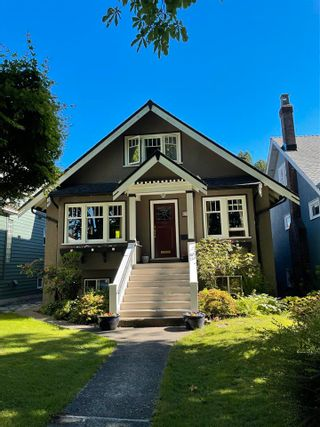 Main Photo: 3920 W 23RD Avenue in Vancouver: Dunbar House for sale (Vancouver West)  : MLS®# R2586416