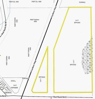 Photo 3: LOTS 1 & 2 E RED ROCK Road in Red Rock / Stoner: Red Rock/Stoner Industrial for sale (PG Rural South (Zone 78))  : MLS®# C8038836