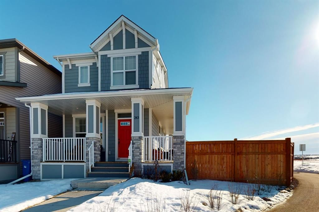 Main Photo: 243 Legacy Glen Way SE in Calgary: Legacy Detached for sale : MLS®# A1072304
