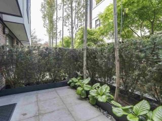 """Photo 20: 1887 W 2ND Avenue in Vancouver: Kitsilano Townhouse for sale in """"Blanc"""" (Vancouver West)  : MLS®# R2164681"""