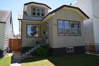 Photo 1: 548 St John's Avenue in Winnipeg: North End Residential for sale (4C)  : MLS®# 202114913