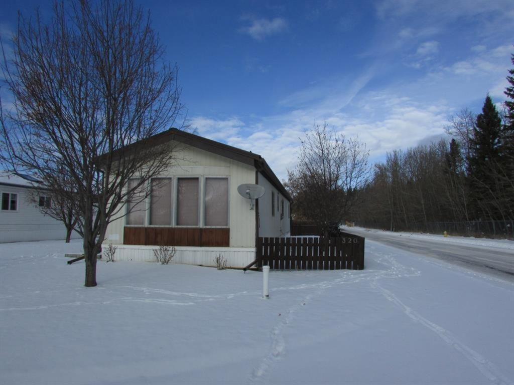 Main Photo: 320 4th Street: Sundre Recreational for sale : MLS®# A1062768