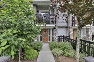 """Photo 1: 3 20856 76 Avenue in Langley: Willoughby Heights Townhouse for sale in """"Lotus Living"""" : MLS®# R2588656"""