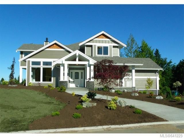 Main Photo: 527 Bickford Way in SOOKE: ML Mill Bay House for sale (Malahat & Area)  : MLS®# 641225