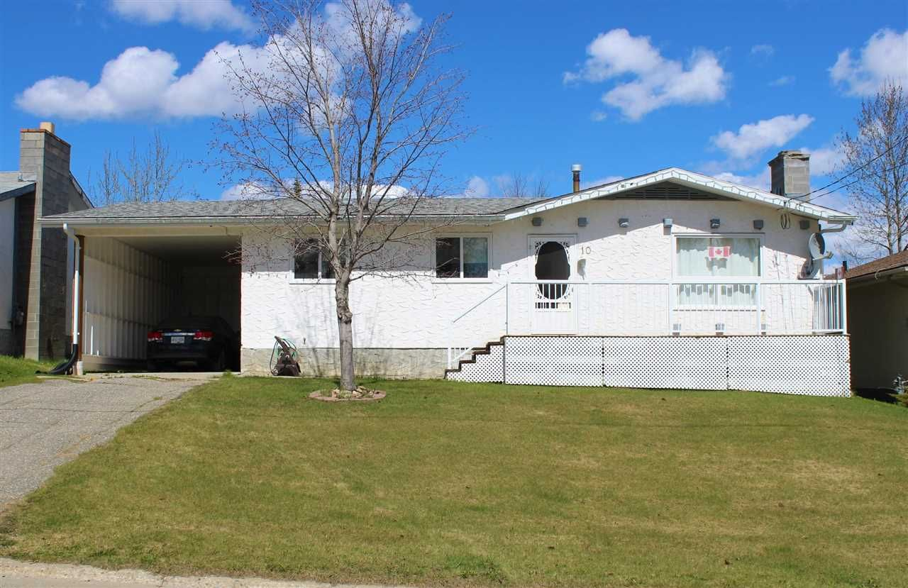 Main Photo: 10 FIRTH Crescent in Mackenzie: Mackenzie -Town House for sale (Mackenzie (Zone 69))  : MLS®# R2579475