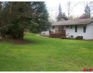 "Photo 8: 36241 DAWSON Road in Abbotsford: Abbotsford East House for sale in ""Straiton/Sumas Mtn"" : MLS®# F2701446"