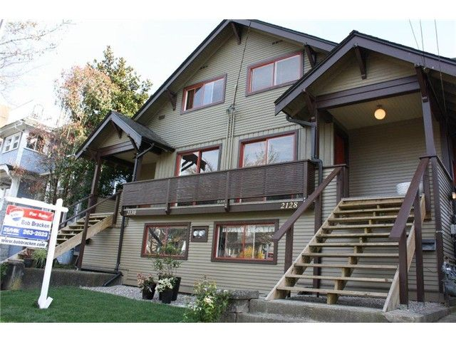 Main Photo: 2128 E PENDER Street in Vancouver: Hastings Fourplex for sale (Vancouver East)  : MLS®# V1056738