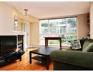 Photo 5: # 207 1818 W 6TH AV in Vancouver: Condo for sale : MLS®# V746728