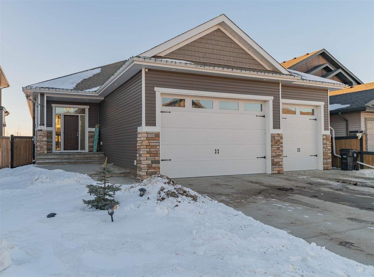 Main Photo: 65 DANIFIELD Place: Spruce Grove House for sale : MLS®# E4225300