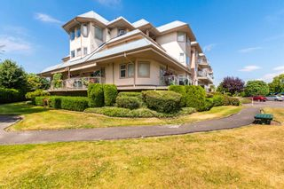 """Photo 24: 106 7685 AMBER Drive in Sardis: Sardis West Vedder Rd Condo for sale in """"The Sapphire"""" : MLS®# R2601700"""