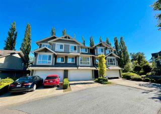 "Photo 1: 81 7780 170 Street in Surrey: Fleetwood Tynehead Townhouse for sale in ""VANTAGE"" : MLS®# R2592093"