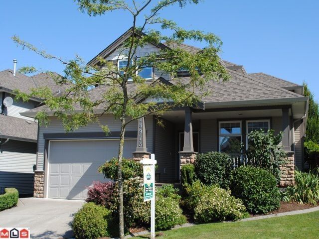"""Main Photo: 18973 68B Avenue in Surrey: Clayton House for sale in """"Clayton Village"""" (Cloverdale)  : MLS®# F1019948"""