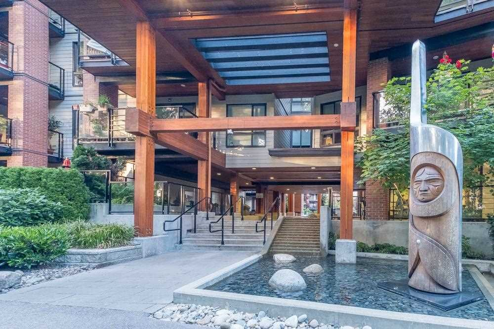 """Main Photo: 220 723 W 3RD Street in North Vancouver: Harbourside Condo for sale in """"THE SHORE"""" : MLS®# R2591166"""