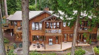 Photo 2: 710 HORTON BAY Road: Mayne Island House for sale (Islands-Van. & Gulf)  : MLS®# R2472575