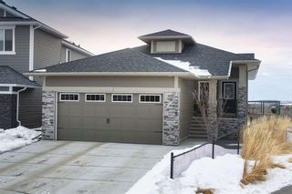 Main Photo: 35 Banded Peak View: Okotoks Detached for sale : MLS®# A1074316