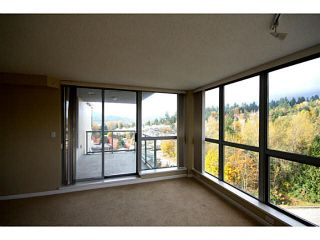 "Photo 5: 1101 290 NEWPORT Drive in Port Moody: North Shore Pt Moody Condo for sale in ""The Sentinal"" : MLS®# V1092744"
