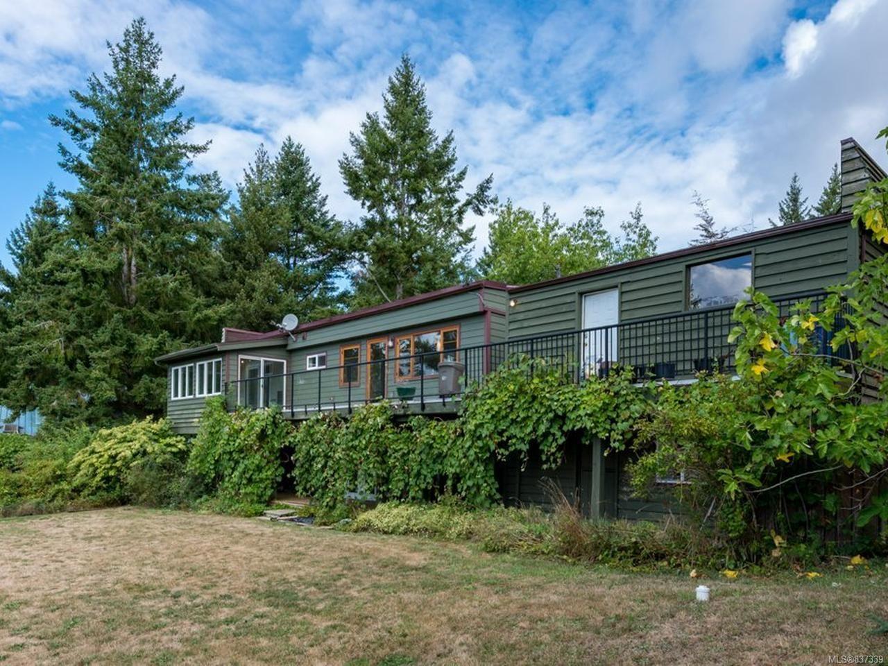Main Photo: 3305 Kirk Rd in DENMAN ISLAND: Isl Denman Island House for sale (Islands)  : MLS®# 837339